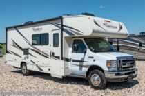 2020 Coachmen Freelander  28SS W/Salon Bunk, 15K A/C, WiFi, Jacks, Ext TV