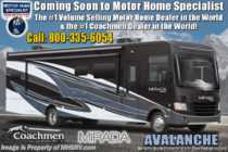 2020 Coachmen Mirada 29FW RV for Sale W/ Theater Seats, Dual Pane, FBP