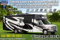 2020 Coachmen Concord 300DS RV W/ Fireplace, Wi-Fi, Sat & Jacks