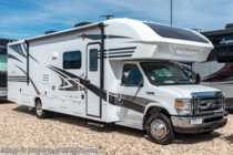 2019 Entegra Coach Odyssey 29V W/Fiberglass Roof, Jacks, Bedroom TV