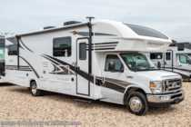2019 Entegra Coach Odyssey 31F Bunk Model W/ Bedroom TV & Jacks