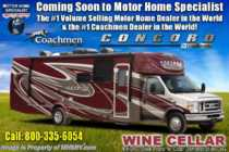 2020 Coachmen Concord 300TS RV W/ Jacks, Rims, Sat, WiFi & FBP