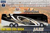 2020 Entegra Coach Anthem 44W Bath & 1/2 Luxury RV W/ Theater Seats, WiFi