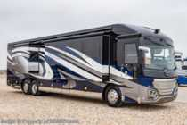 2018 American Coach American Eagle 45A Heritage Edition Bath & 1/2 W/600HP, Aqaua Hot