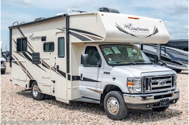 2020 Coachmen Freelander  21QBF RV for Sale W/ Ext TV, OH Loft, Coach TV