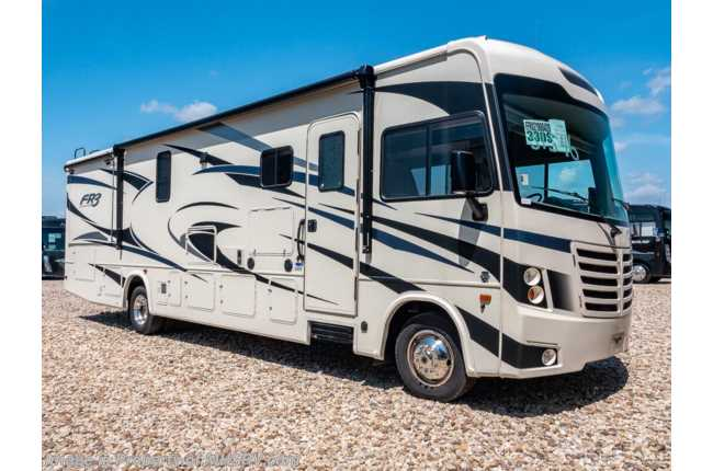 2020 Forest River FR3 33DS RV W/ Theater Seats, W/D, OH Loft & King