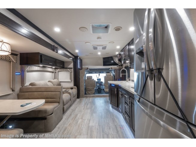2020 Dynamax Corp DX3 37RB - New Class C For Sale by Motor Home Specialist in Alvarado, Texas features Bath & 1/2, Theater Seating