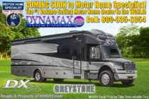 2020 Dynamax Corp DX3 37BH Bunk Model Super C W/ Black Out Pkg, W/D