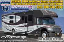 2020 Dynamax Corp Force HD 37TS Super C W/ Black Out Pkg & Theater Seats