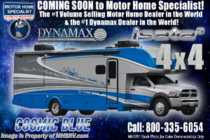 2020 Dynamax Corp Isata 5 Series 36DS Super C 4x4 W/ Theater Seats, Mobileye, Sat