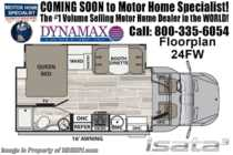 2019 Dynamax Corp Isata 3 Series 24FW Sprinter Diesel W/Theater Seats, Cab Over Bed