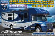 2019 Dynamax Corp Force HD 37TS Super C W/Theater Seats, Solar, Ent Center