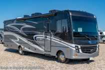 2017 Holiday Rambler Vacationer XE 32A Class A Gas RV for Sale W/OH Loft, Ext TV