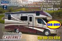 2020 Dynamax Corp Isata 3 Series 24CB Sprinter Diesel W/ Cab-Over, TPMS, Dsl Gen