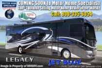 2019 Forest River Legacy SR 340 34A Diesel Pusher RV W/ OH Loft