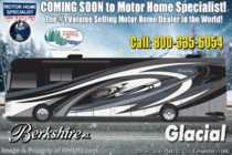 2019 Forest River Berkshire XL 40C -380 Bath & 1/2 RV W/ Bunks, 3 A/C
