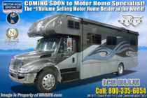 2020 Nexus Wraith 32W Super C International Diesel RV W/Sat, Theater