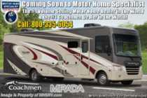 2020 Coachmen Mirada 35LS Bath & 1/2 RV for Sale W/ Ext TV, 2 A/Cs