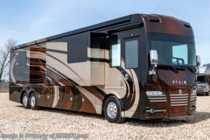 2017 Foretravel Realm LVB B2 Full Bath Bunk Model W/ Aqua Hot, 650HP