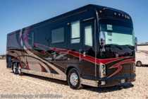 2012 Foretravel IH-45 Bath & 1/2 Luxury Diesel Pusher RV W/ 650HP, King