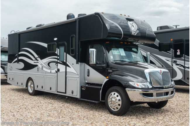 2020 Nexus Wraith 32W Super C International Diesel RV W/Sat, Solar