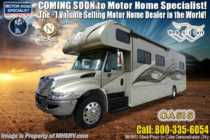 2020 Nexus Wraith 34W Super C International Diesel W/ Theater Seat