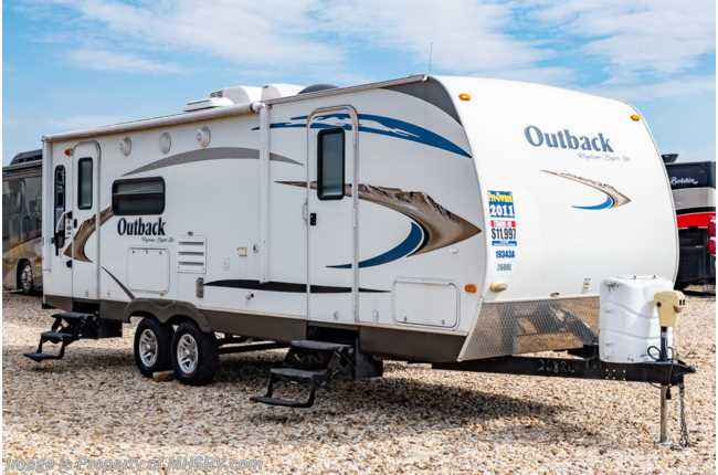 Used 2011 Keystone Outback