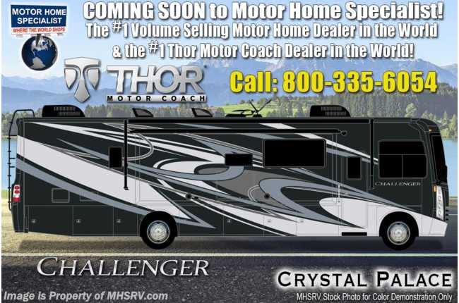 New 2020 Thor Motor Coach Challenger