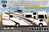 2020 Thor Motor Coach A.C.E. 32.3 Bunk Model RV W/ King, 2 A/Cs, OH Loft