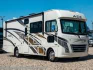 2020 Thor Motor Coach A.C.E. 27.2 Class A RV W/ OH Loft, King, Ext TV