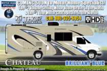 2020 Thor Motor Coach Chateau Sprinter 24DS Sprinter Diesel W/Ext TV, Bedroom TV