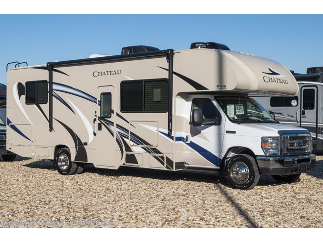 New 2020 Thor Motor Coach Chateau 28Z available in Alvarado, Texas