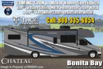 2020 Thor Motor Coach Chateau 31W W/2 A/Cs, Jacks, Theater Seats & FBP
