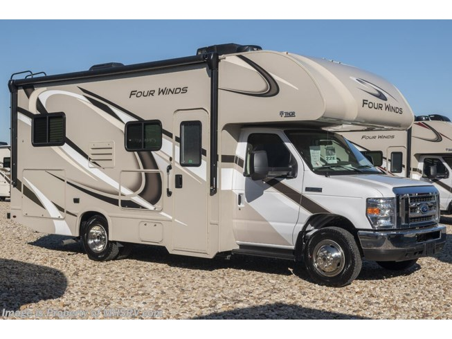 New 2020 Thor Motor Coach Four Winds 22E available in Alvarado, Texas