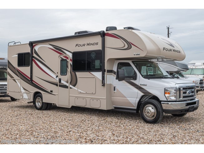 New 2020 Thor Motor Coach Four Winds 28Z available in Alvarado, Texas