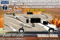 2020 Thor Motor Coach Four Winds Sprinter 24DS Sprinter Dsl W/ Dsl Gen & Ext TV