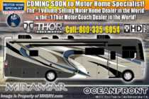 2020 Thor Motor Coach Miramar 37.1 2 Full Bath W/ Bunks, Theater Seats