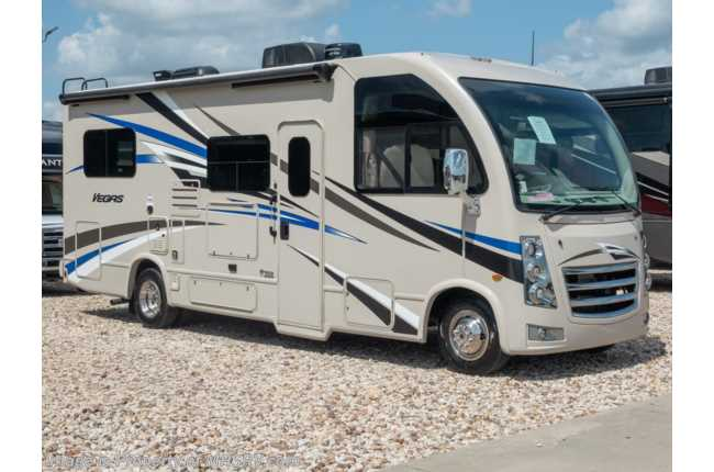 2020 Thor Motor Coach Vegas 24.1 RUV W/Stabilizers & Pwr Driver Seat