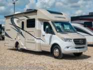 2020 Thor Motor Coach Compass 24SX Sprinter RUV for Sale W/ Theater Seats