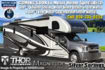 2020 Thor Motor Coach Magnitude BH35 Bath & 1/2 330HP Diesel Super C W/Mobile Eye