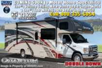 2020 Thor Motor Coach Quantum RC25 RV W/ Navigation, Ext TV & 15K A/C