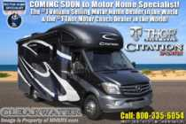 2020 Thor Motor Coach Citation Sprinter 24ST W/Theater Seats, Dsl Gen, 15K A/C