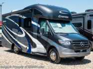 2020 Thor Motor Coach Citation Sprinter 24SK W/Theater Seats, Dsl Gen, 15K A/C