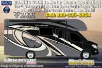2020 Thor Motor Coach Quantum CR24 Sprinter Diesel W/Dsl. Gen, Theater Seats