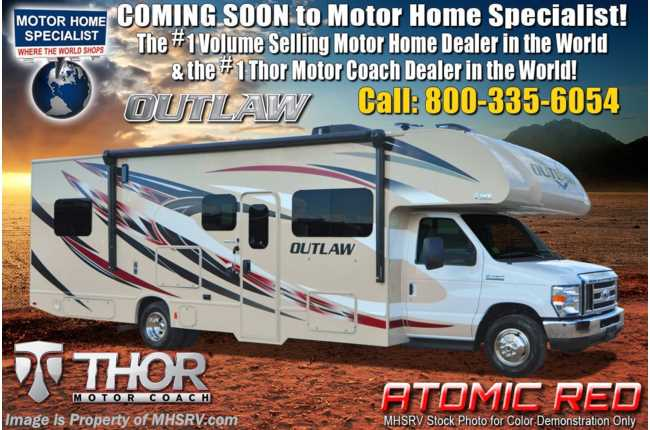 New 2020 Thor Motor Coach Outlaw