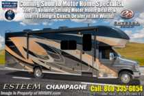 2020 Entegra Coach Esteem 30X W/Rims, OH Loft, Fiberglass Roof & 2 A/Cs