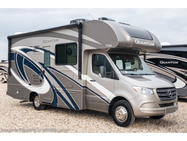 New 2020 Thor Motor Coach Quantum Sprinter CR24 available in Alvarado, Texas