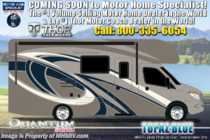 2020 Thor Motor Coach Quantum CR24 Sprinter Diesel W/Theater Seats & Dsl Gen