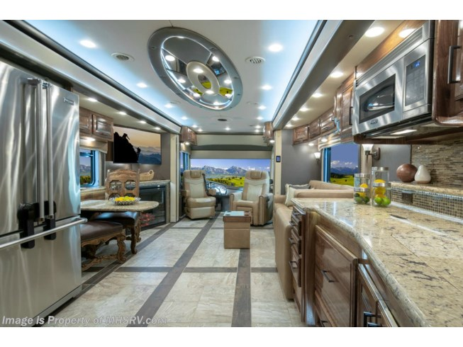 2020 Realm FS6 Luxury Villa 3 (LV3) Bath & 1/2 Model by Foretravel from Motor Home Specialist in Alvarado, Texas