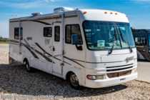 2002 Fleetwood Terra 26Y Class A RV for Sale at MHSRV